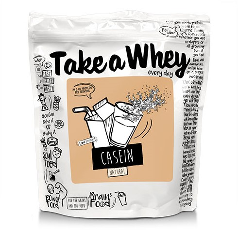 Take-a-Whey Micellar Casein natural (750 gr)