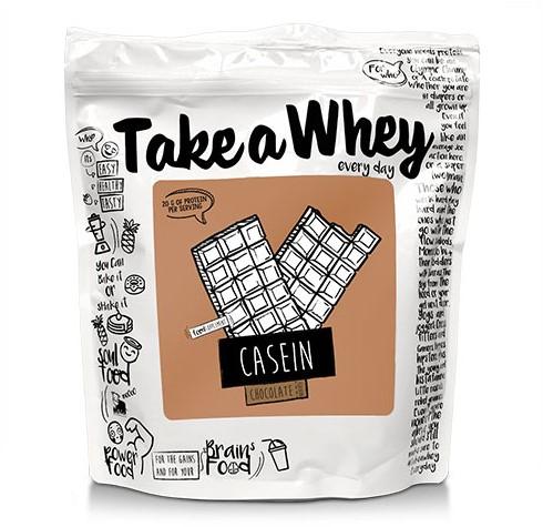 Take-a-Whey Micellar Casein chocolate milkshake (750 gr)