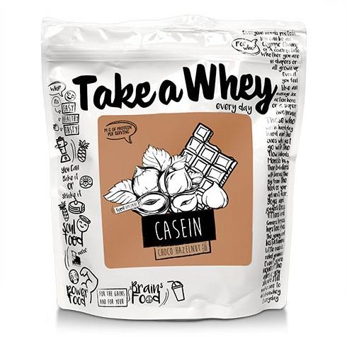 Take-a-Whey Micellar Casein chocolate hazelnut (750 gr)