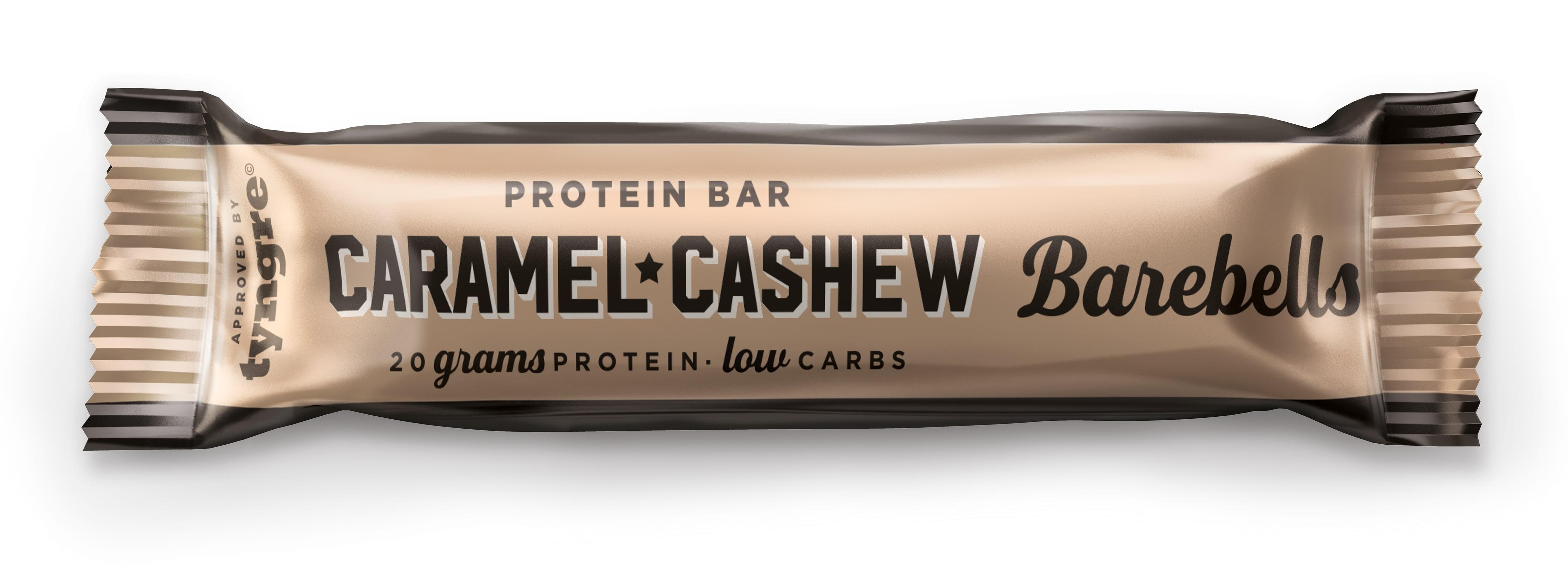 Barebells Protein Bar Caramel & Cashew (1 x 55 gr)