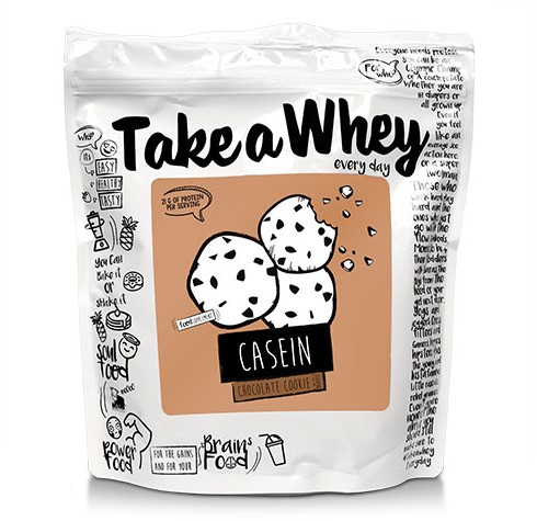Take-a-Whey Micellar Casein chocolate cookie (750 gr)