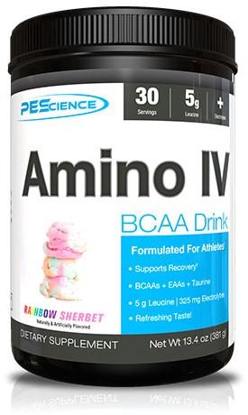 Amino IV Rainbow Sherbert (375 gr)