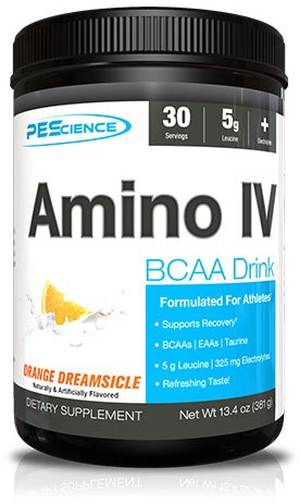 Amino IV Orange Dreamsicle (375 gr)
