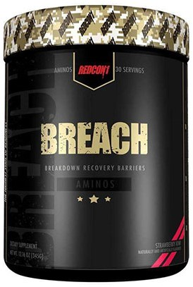 Breach Strawberry Kiwi (345 gr)