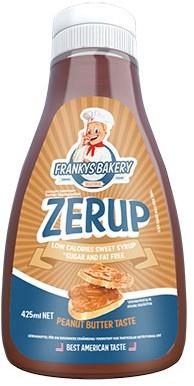 Franky´s Bakery Zerup Peanut Butter (425 ml)
