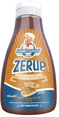 Franky´s Bakery Zerup Sweet Peanut Butter (425 ml)