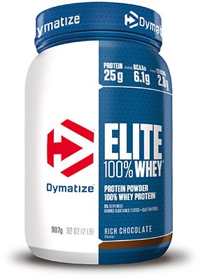 Dymatize Elite Whey Protein Rich Chocolate (907 gr)