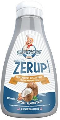 Franky´s Bakery Zerup Coconut Almond (425 ml)