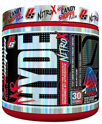 Mr. Hyde Nitro-X Blue Razz Popsicle (231 gr)
