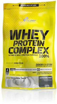 Whey Protein Complex Vanilla (600 gr)
