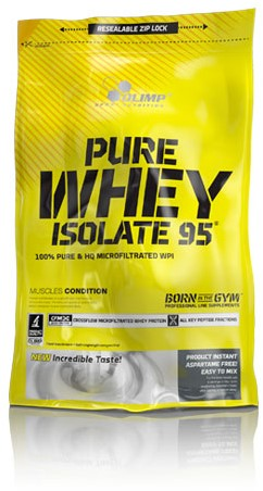 Whey Protein Isolate 2 Strawberry Power (600 gr)