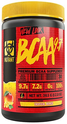 Mutant BCAA 9.7 Tropical Mango (348 gr)
