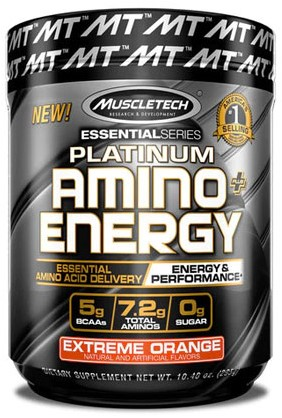 Platinum Amino Energy Extreme Orange (295 gr)