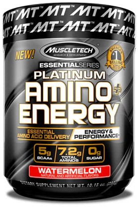Platinum Amino Energy Watermelon (288 gr)
