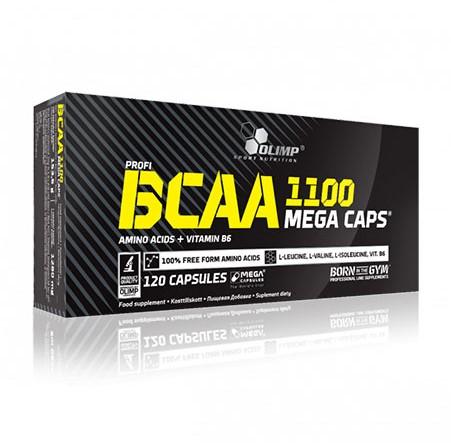 Olimp BCAA 1100 Mega Caps (120 caps)