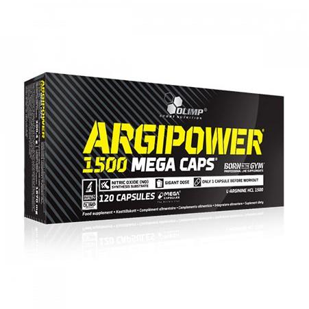 Olimp Argi Power 1500 Mega Caps (120 caps)