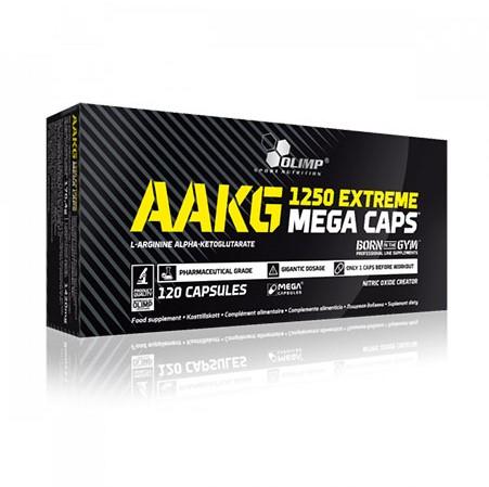 Olimp AAKG 1250 Extreme Mega Caps (120 caps)