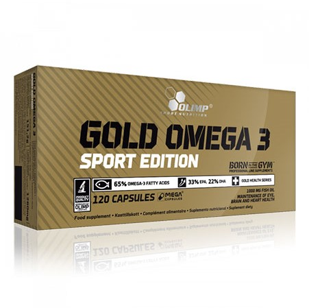 Olimp Omega-3 Sport Edition (120 caps)