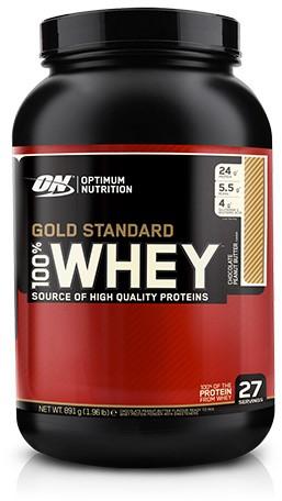 Gold Standard 100% Whey Chocolate Hazelnut (908 gr)
