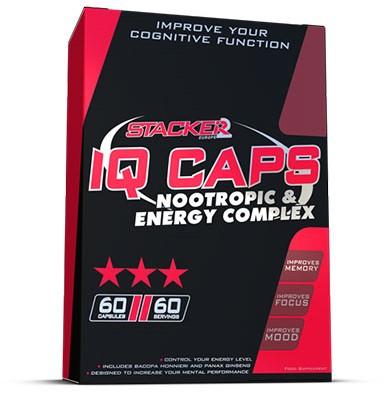 Stacker2 IQ caps (60 caps)