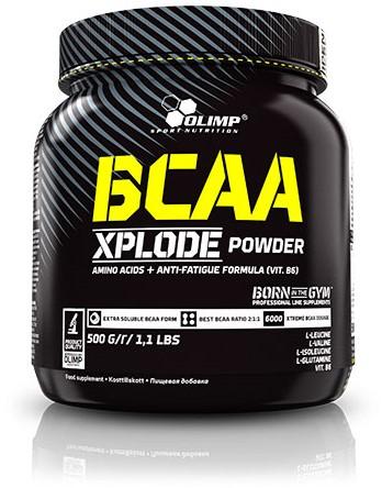BCAA Xplode Ice Tea Peach (500 gr)