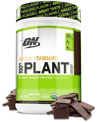 Gold Standard 100% Plant Chocolate (684 gr)