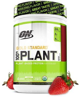 Gold Standard 100% Plant Berry (684 gr)