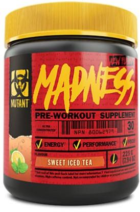 Mutant Madness Sweet Iced Tea (225 gr)