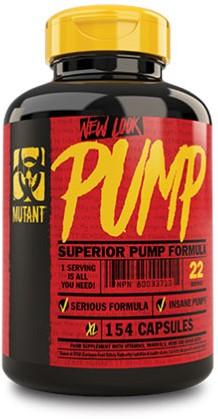 Mutant Pump (154 caps)