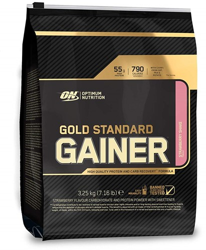 Gold Standard Gainer Strawberry (3250 gr)