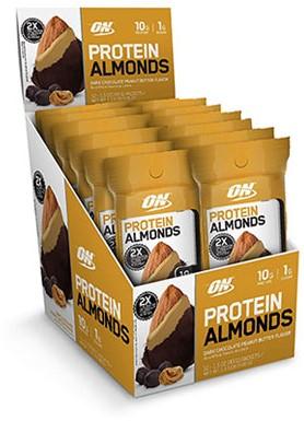 Protein Almonds Dark Chocolate Truffle (12 x 43 gr)