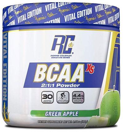BCAA-XS Powder Green Apple (200 gr)