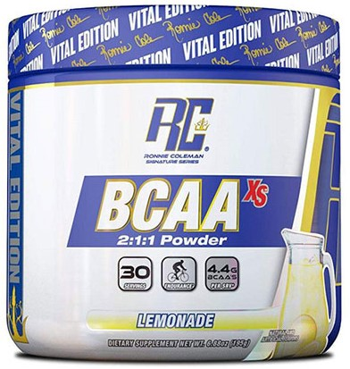 BCAA-XS Powder Lemonade (200 gr)