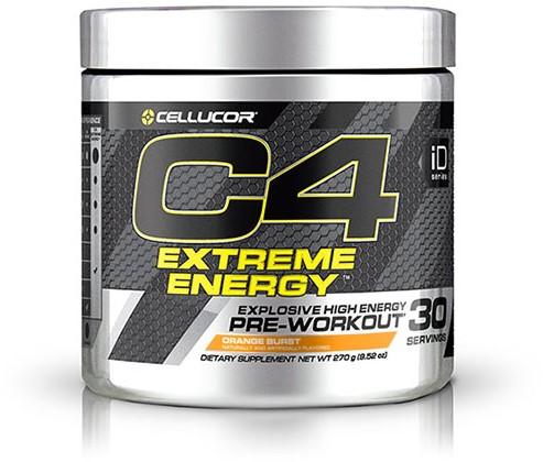 C4 Extreme Orange (300 gr)