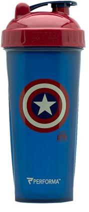 Performa Marvel's Infinity War Shaker Captain America (800 ml)