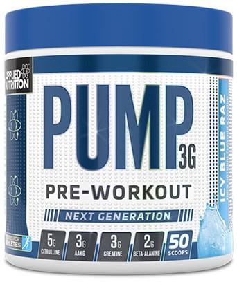 Applied Nutrition Pump 3G Blue Raspberry (375 gr)