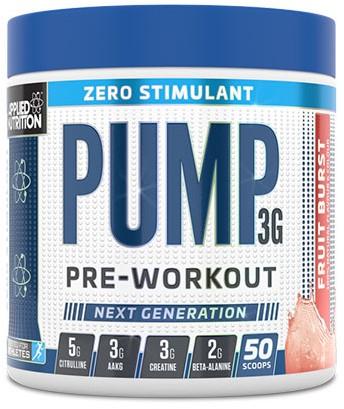 Applied Nutrition Pump 3G Zero (375 gr)