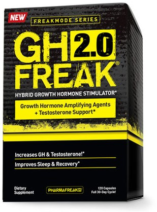 PharmaFreak GH Freak 2.0 (120 caps)