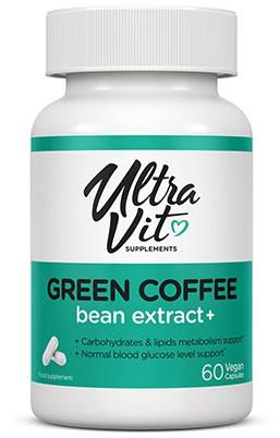UltraVit Green Coffee Bean+ (60 caps)
