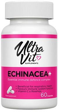 UltraVit Echinacea+ (60 caps)