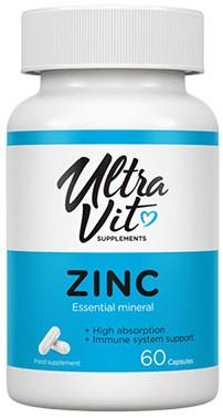 UltraVit Zinc (60 caps)