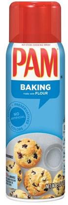 PAM Cooking Spray Baking (141 ml)