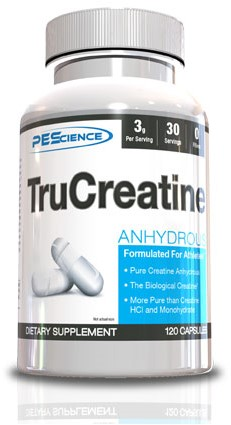 TruCreatine+ (120 caps)