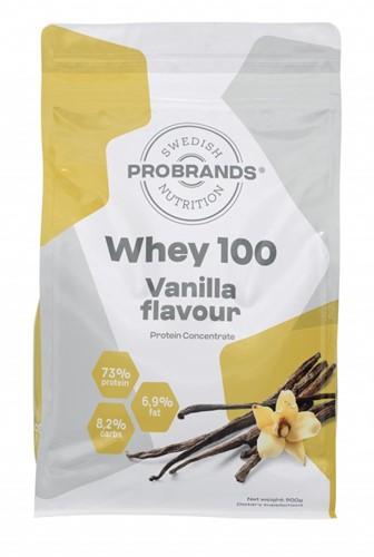 Protein Pro 100% Whey Protein Vanilla (900 gr)