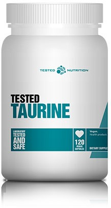 Tested Taurine (120 caps)