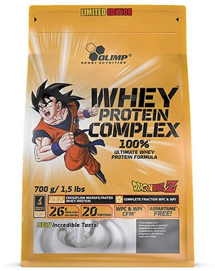 Whey Protein Complex White Chocolate Raspberry (700 gr)