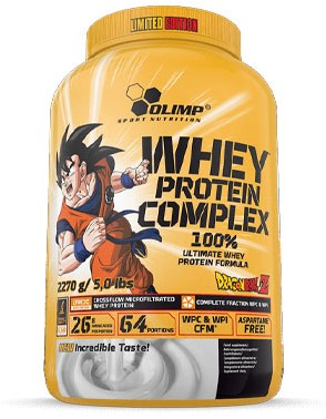 Whey Protein Complex White Chocolate Raspberry (2270 gr)