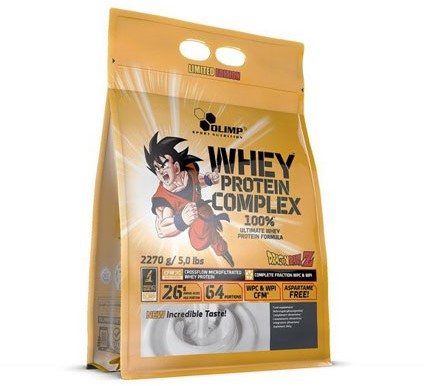 Whey Protein Complex White Chocolate Raspberry Pouch (2270 gr)