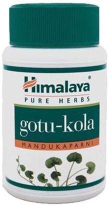 Himalaya Gotu Kola (60 tabs)