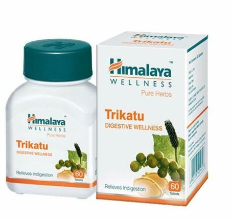 Himalaya Trikatu (60 tabs)